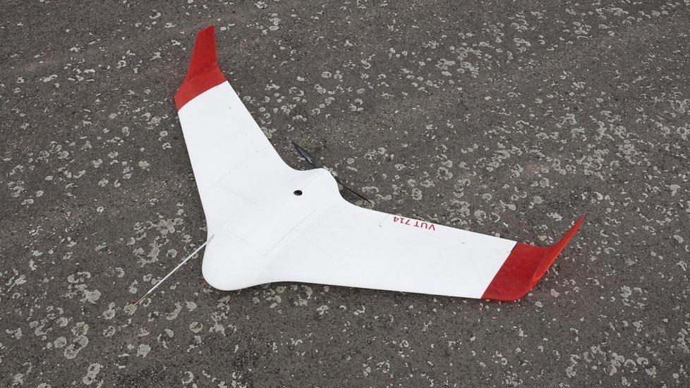 3D tištěné letadlo